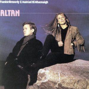 1987 - Altan - Mairéad Ní Mhaonaigh and Frankie Kennedy