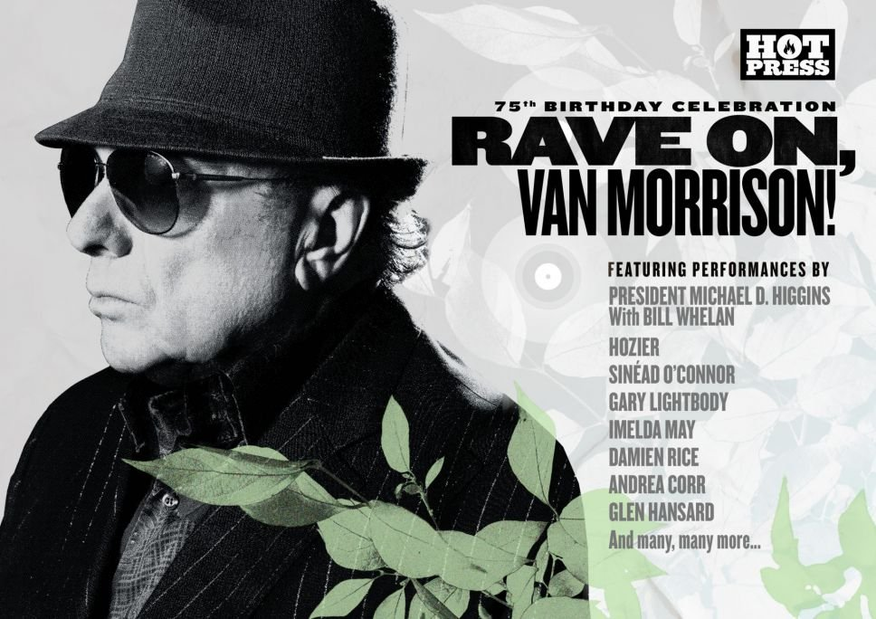 Rave On - Van Morrison in Hospress - Altan