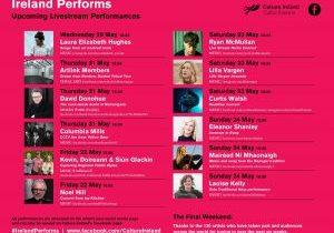 Culture Ireland Live Concerts